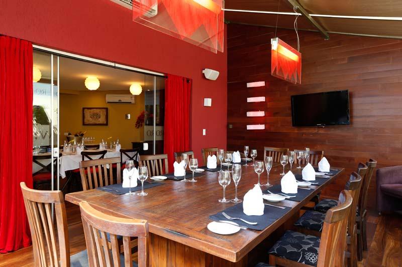Espaço Gourmet II 14 lugares