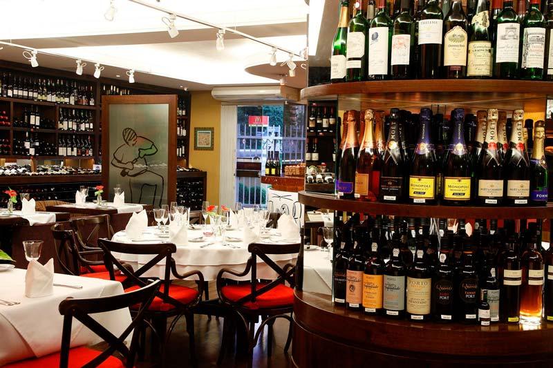 Wine Bar 28 lugares