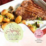 Spring Gourmet Festival no Vindouro